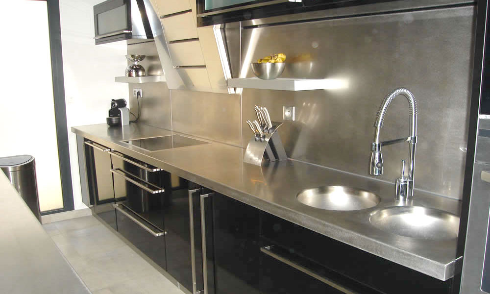 Stainless and aluminum products inoxyr inc inoxyr for Plaque cuisine inox